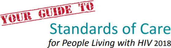 Your Guide To...BHIVA Standards of Care for People Living with HIV